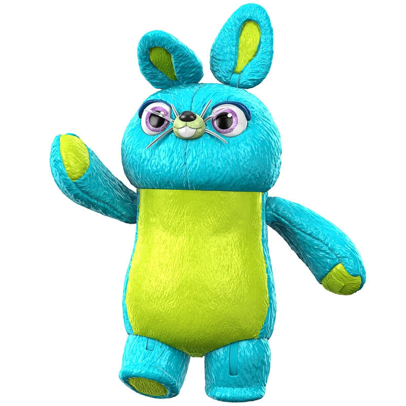 Toy Story Bunny Action Figure Toys Action Figures B Amp M