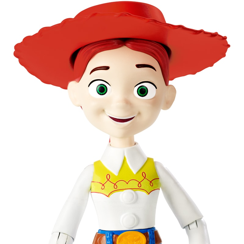 Toy Story Jessie Action Figure Toys Action Figures B Amp M