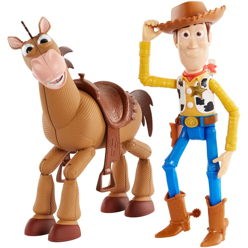 Toy Story Woody & Bullseye Figures Adventure Pack