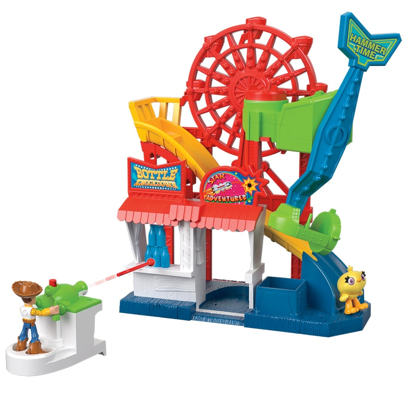 Toy Story Carnival Playset Toys Playsets B Amp M