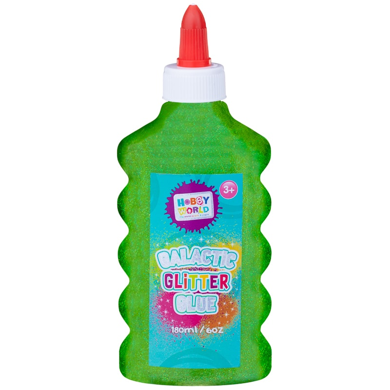Hobby World Galactic Glitter Glue 180ml
