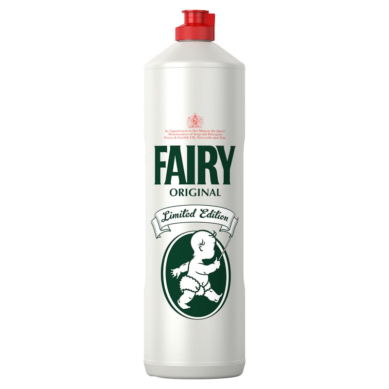 Fairy Original Washing Up Liquid 1l Heritage Limited
