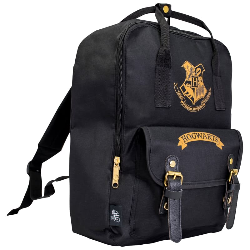 Harry Potter Deluxe Backpack Black Bags Amp Backpacks B Amp M