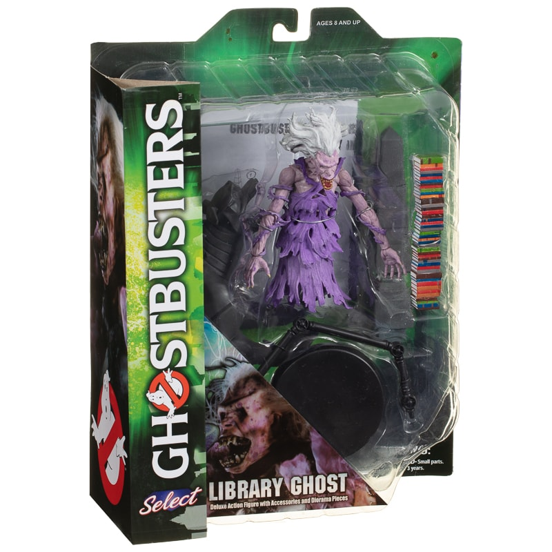 Ghostbusters Action Figure - Library Ghost