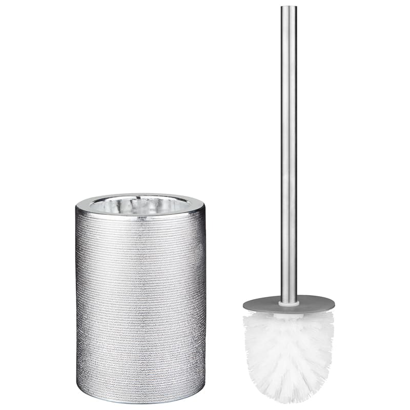 Midnight Collection Toilet Brush & Holder