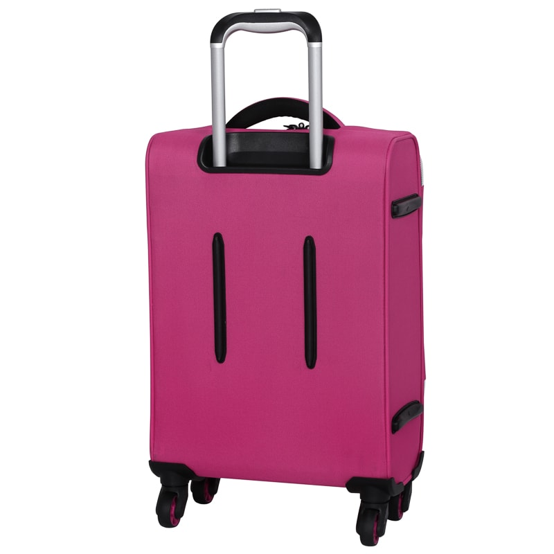 2608b42f3 click on image to enlarge. DESCRIPTION; RETURNS IN STORE. Lightweight Cabin  Suitcase.