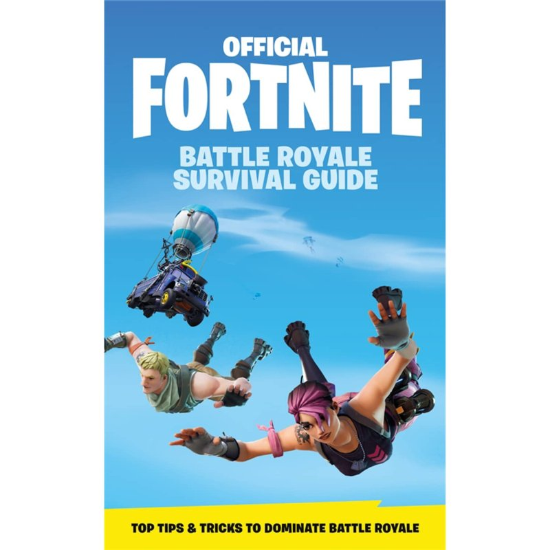 fortnite battle royale survival guide books b m. Black Bedroom Furniture Sets. Home Design Ideas