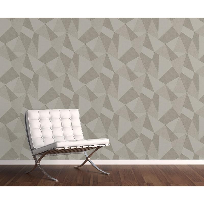 Milano 8 Large Fractal Wallpaper Stone Diy Wallpaper