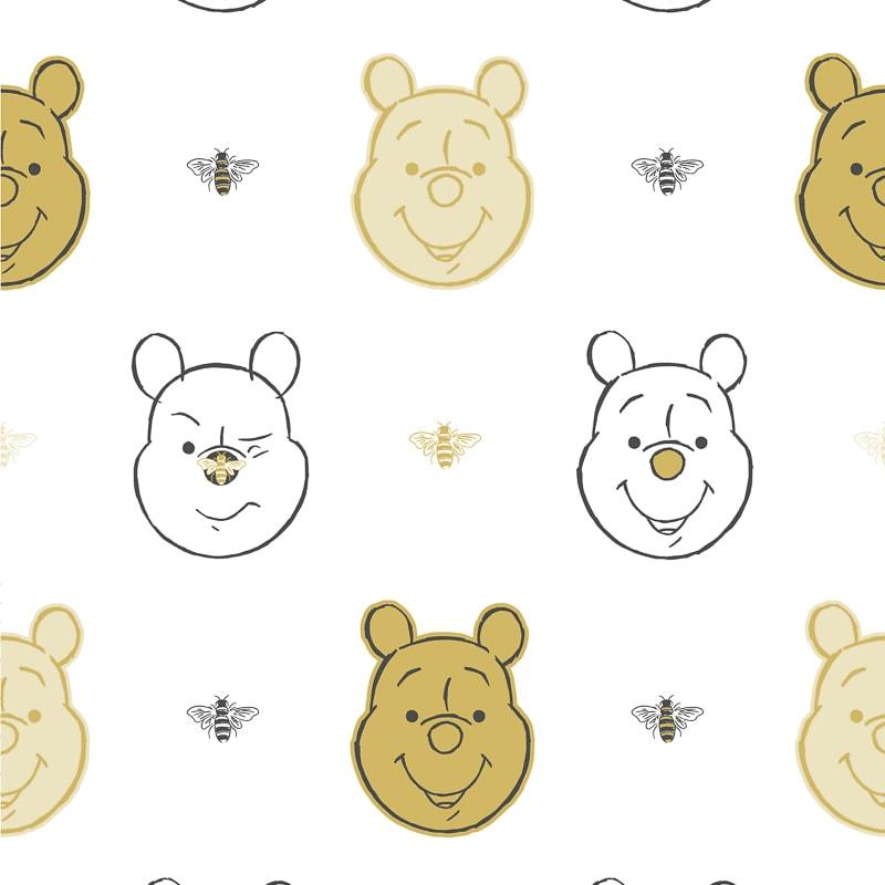Winnie The Pooh Bee Wallpaper