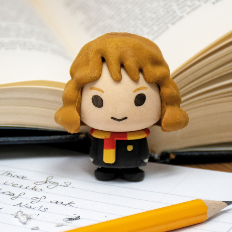 Harry Potter 3D Eraser - Hermione