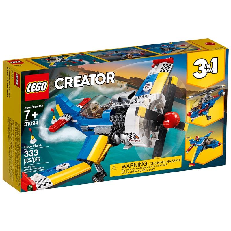 93766b40d38 LEGO Creator Race Plane | Construction Toys - B&M