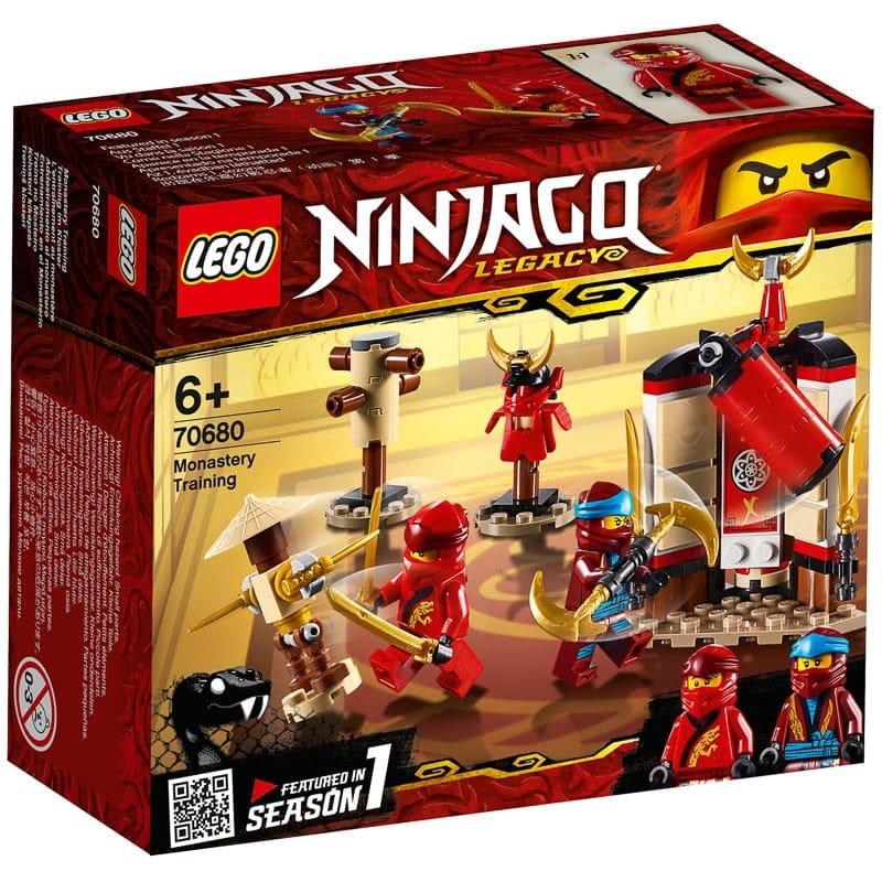 Lego Ninjago Monastery Training Construction Toys B Amp M