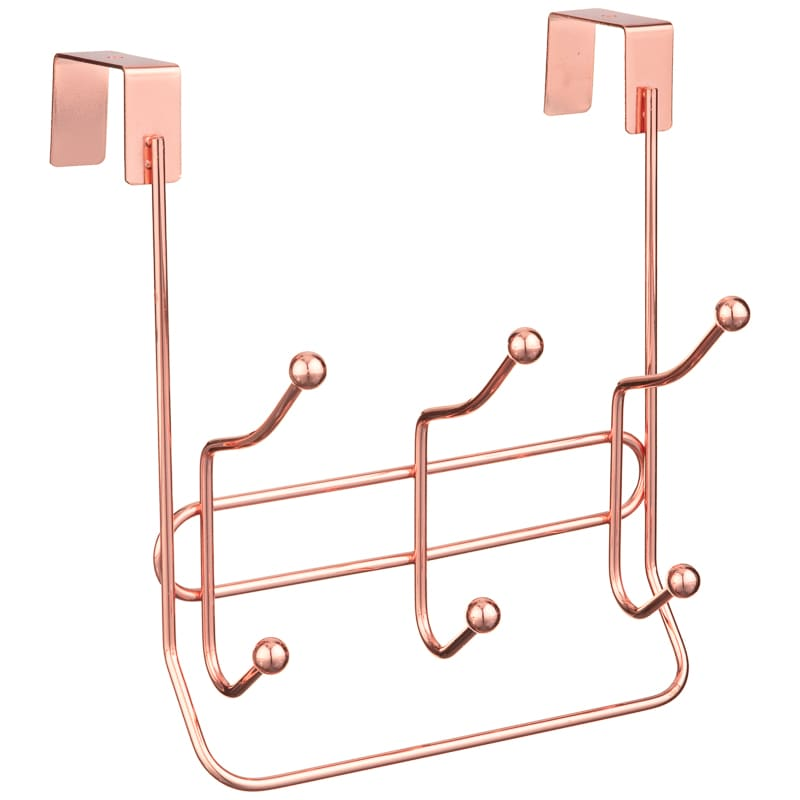 Metallic Collection Overdoor Hooks