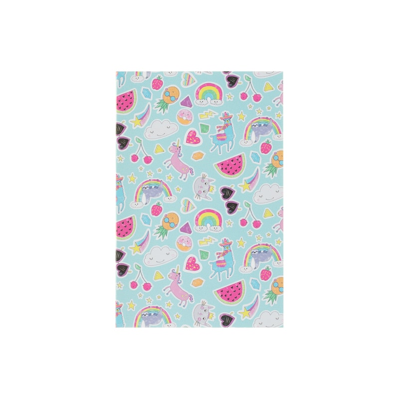 Fashion Notebooks 3pk - Nap all Day, Sleep all Night
