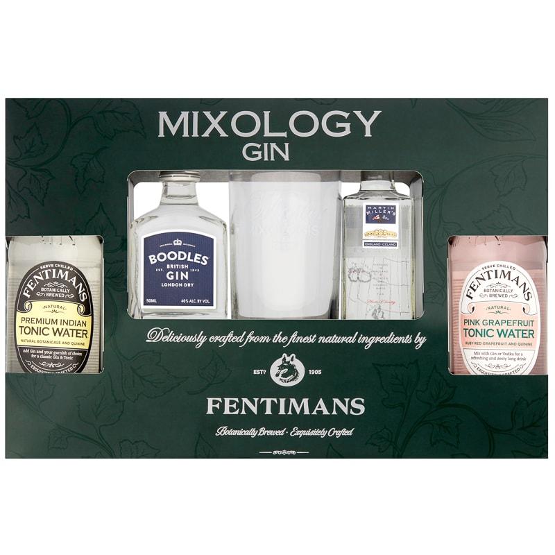 346804-mixology-gin-fentimens  sc 1 st  Bu0026M & Mixology Gin u0026 Tonic Set 5pc | Alcohol Gift Sets - Bu0026M