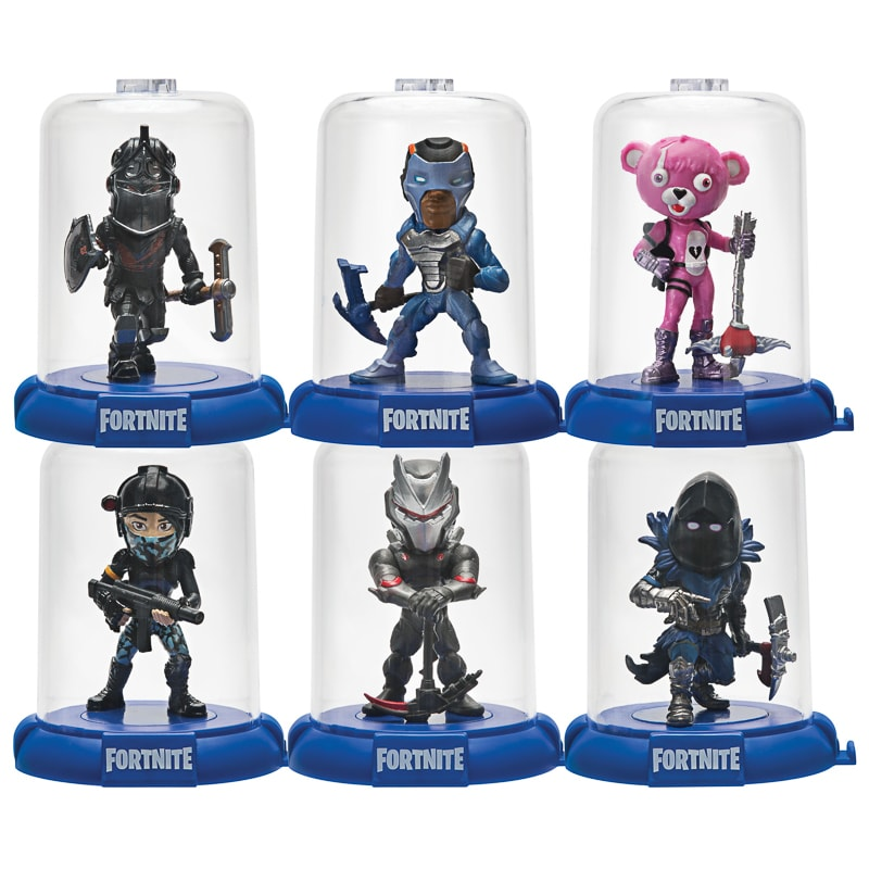 Fortnite Domez Collectibles Omega Toys Amp Games B Amp M