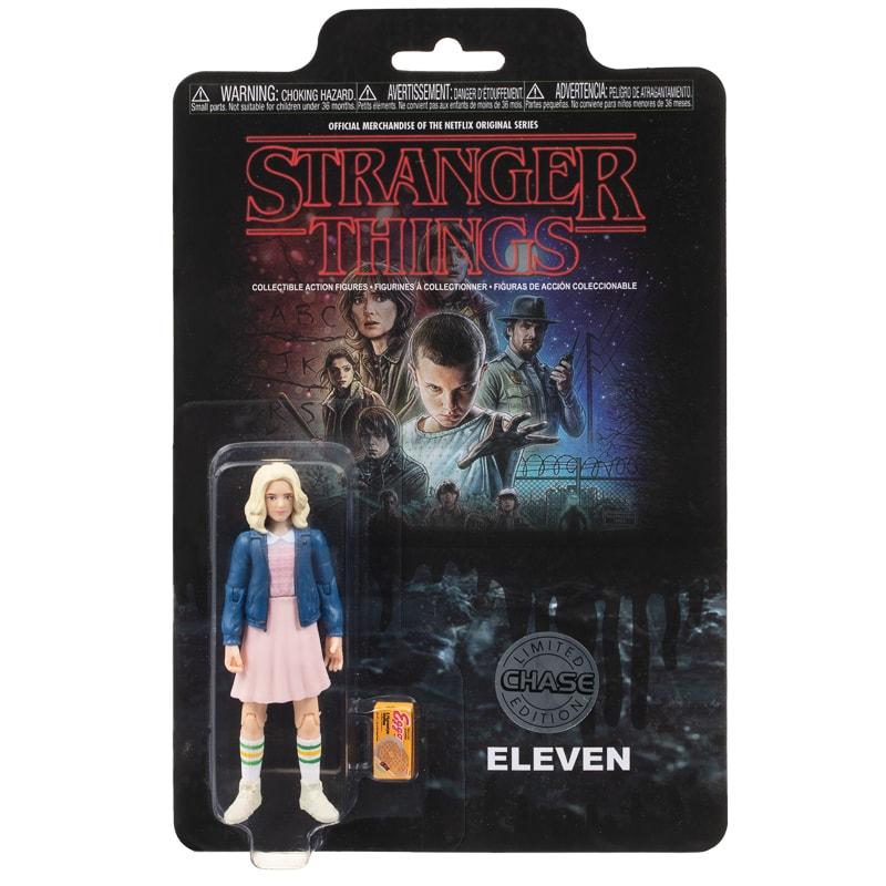 Stranger Things Action Figure Eleven Toys Action