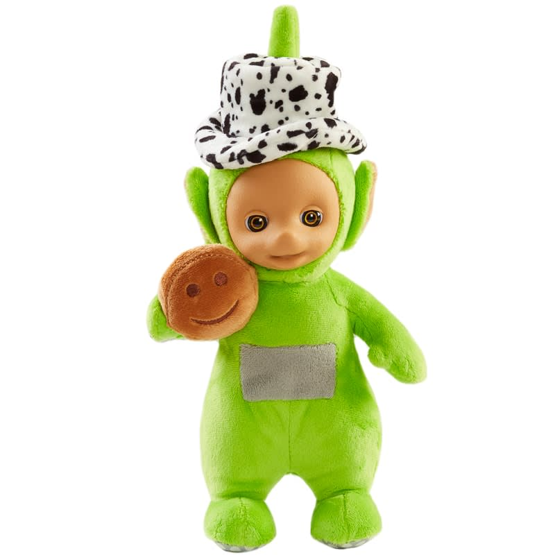 Party Teletubbies Talking Plush Toy - Dipsy