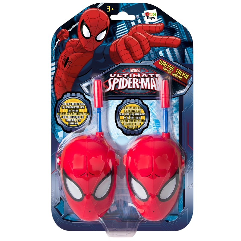 Ultimate Spider-Man Walkie Talkies