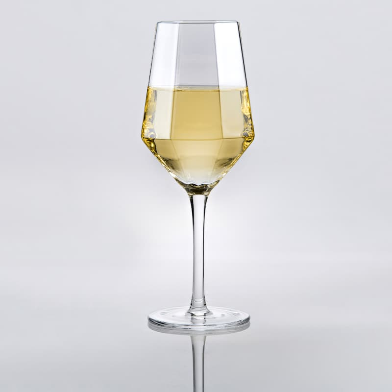 Angular Wine Glasses 2pk