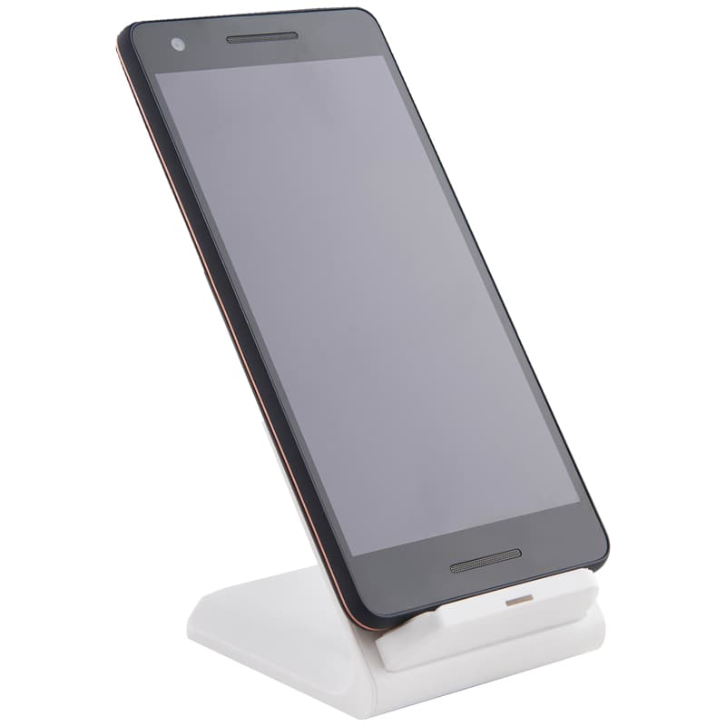 Goodmans Qi Wireless Charging Phone Stand - White