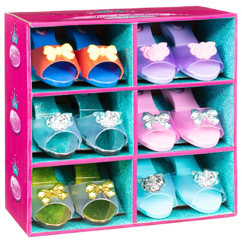 Princess Shoe Collection