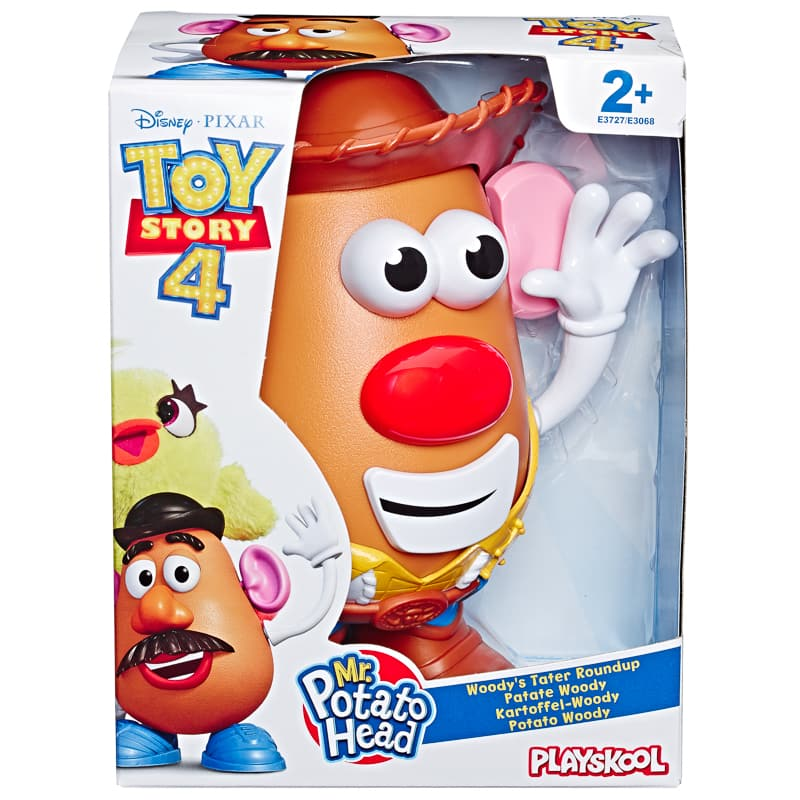 Toy Story Mr Potato Head Potato Woody Figure