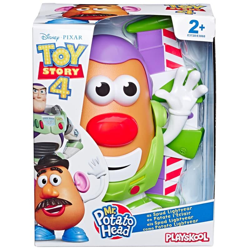 Toy Story Mr Potato Head Spud Lightyear Figure