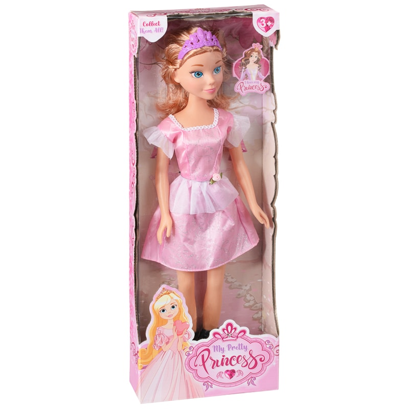 My Pretty Princess Doll - Pink