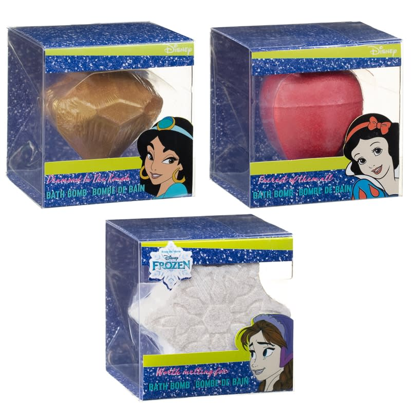 Disney Princess Bath Bomb - Jasmine