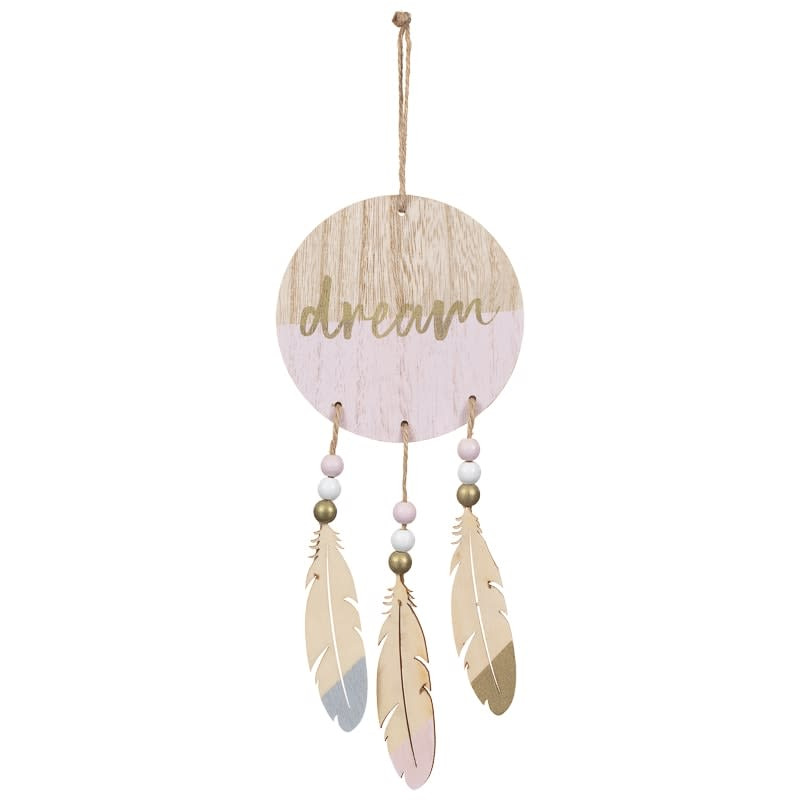 Wooden Dream Catcher - Dream