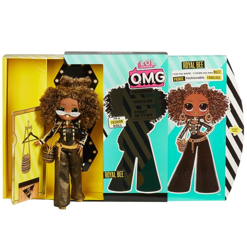 L O L Surprise Omg Doll Royal Bee Dolls