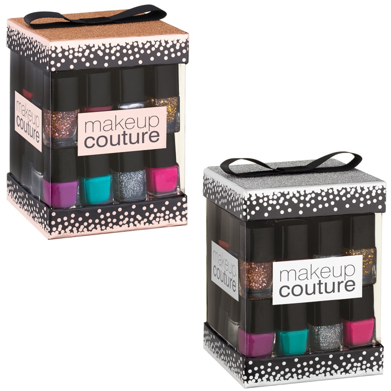 Make Up Couture Nail Polish Present - Silver