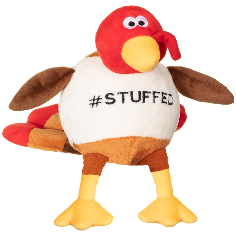Chubby Chum Dog Toy - Turkey