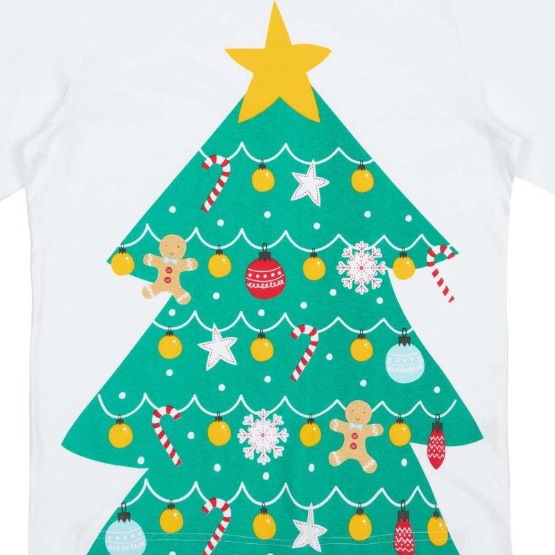 Baby Christmas Trees: Babies Xmas Pyjamas - B&M