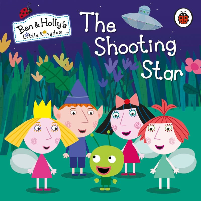 Ben & Holly's Shooting Stars