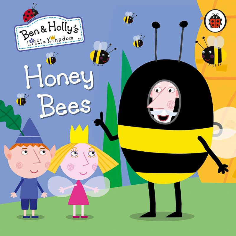 Ben & Holly's Honey Bees