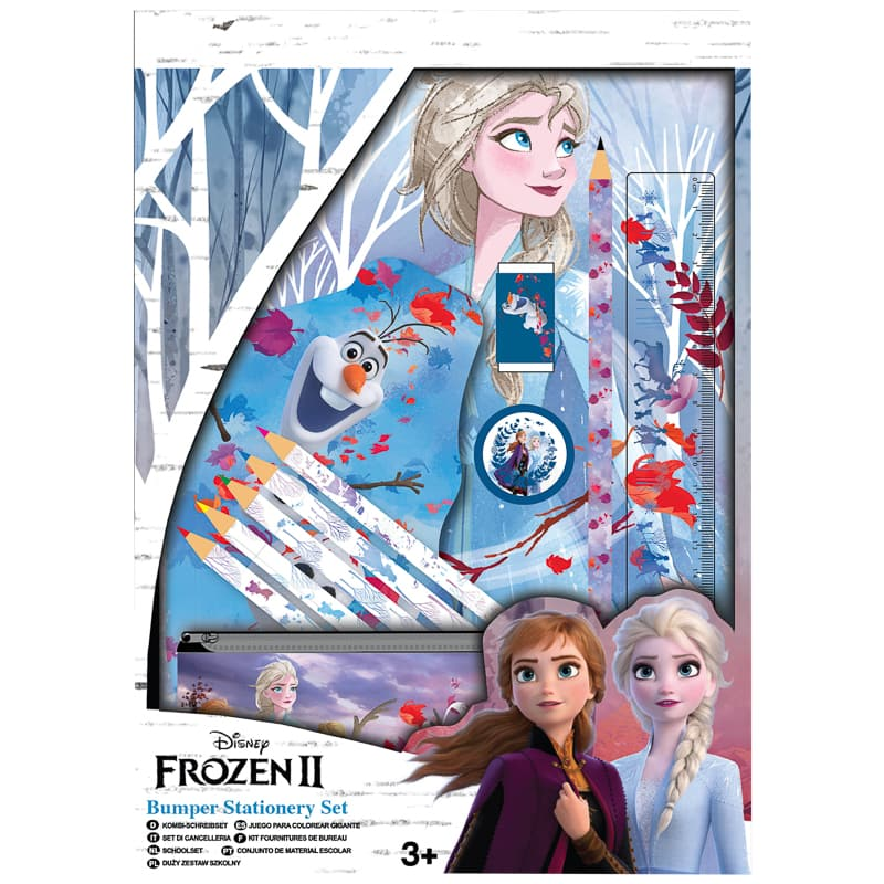 Frozen Bumper Stationery Set