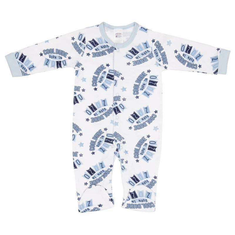Born in 2020 Baby 5pc Set - Cool Dude   Baby Clothing - B&M
