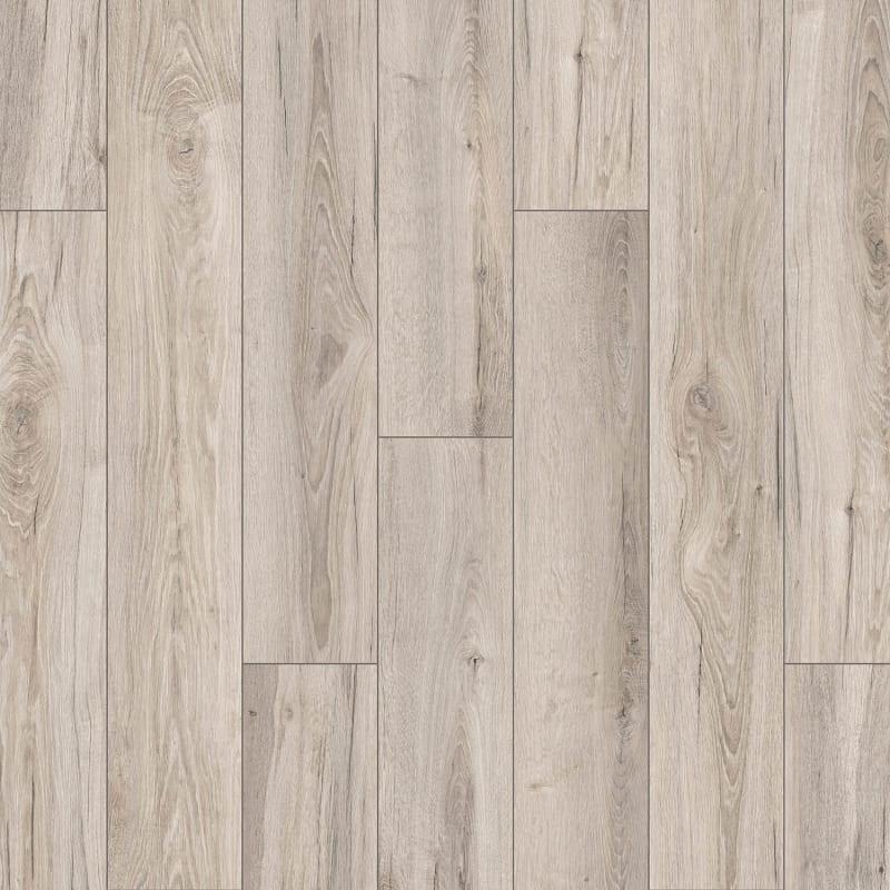 Gosford Light Grey Oak Effect Laminate, Grey Laminate Flooring B M
