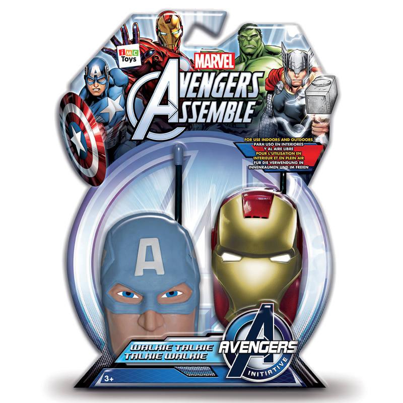 marvel avengers walkie talkies kids gadgets toys. Black Bedroom Furniture Sets. Home Design Ideas