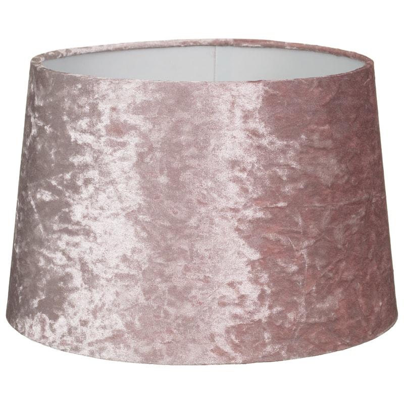 Charcoal Crushed Velvet Ceiling Pendant Light Shade Lamp Home Lampshade