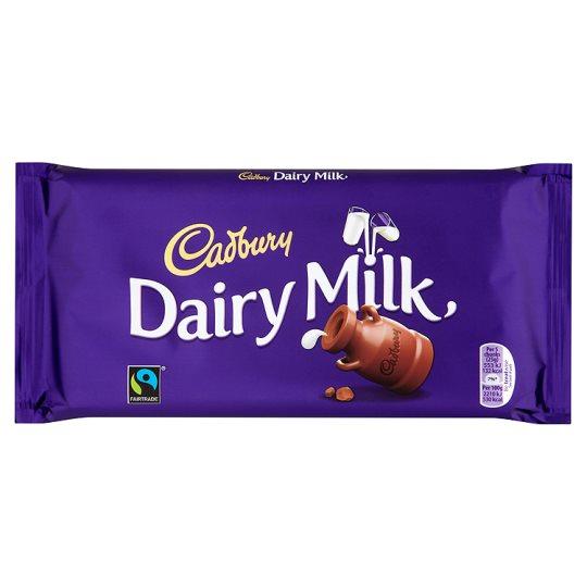 Cadbury Dairy Milk 200g | Chocolate Bars, Chocolate