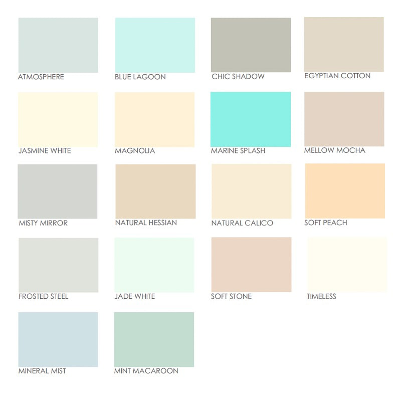 dulux paint colour chart from i for interior home decor. Black Bedroom Furniture Sets. Home Design Ideas