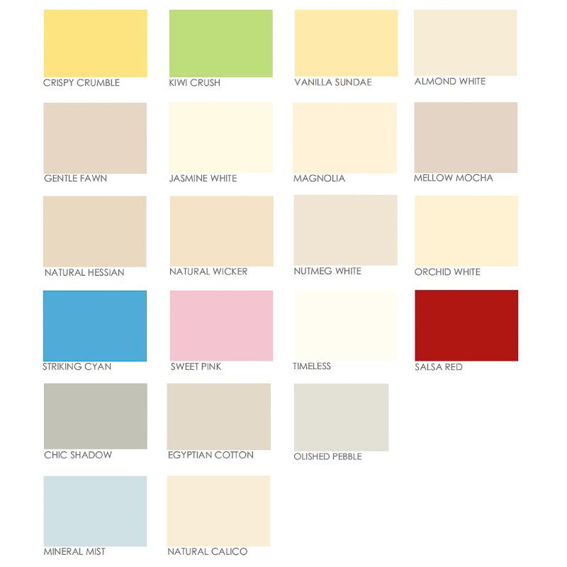 Dulux Endurance Colours Mybuildersorg