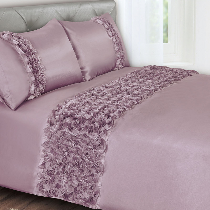 click on image to enlarge - Floral Duvet Covers