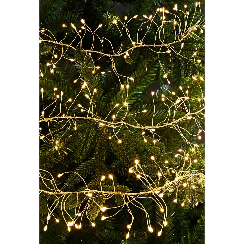 Christmas Cluster Micro Lights 480pk - Warm White | Xmas ...