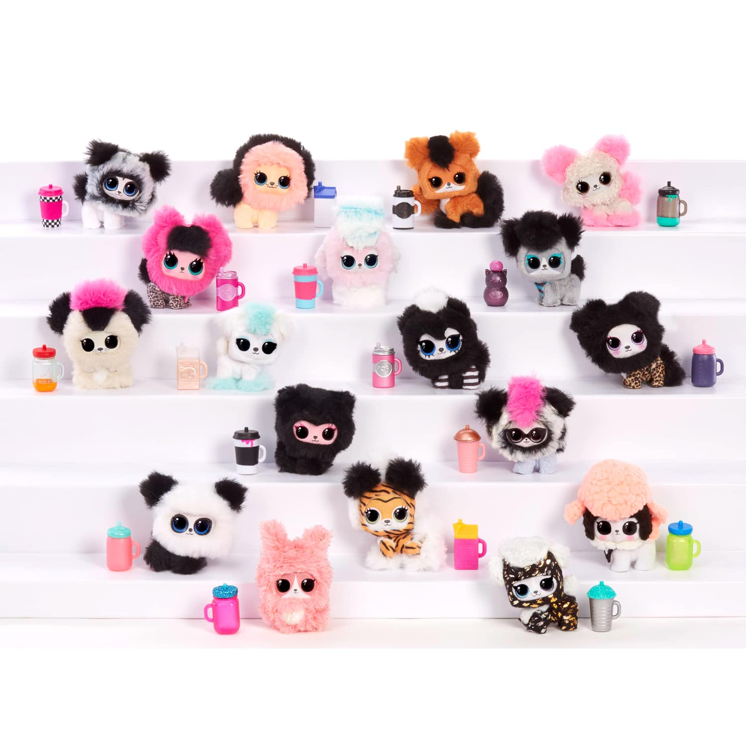 IN HAND NEW NEW NEW LOL SURPRISE WINTER DISCO LILS DOLLS BOX OF 16 FULL CASE