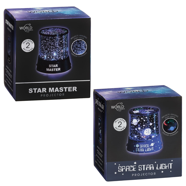 Bedroom Star Light Projector - Space Star Light | Lighting ...