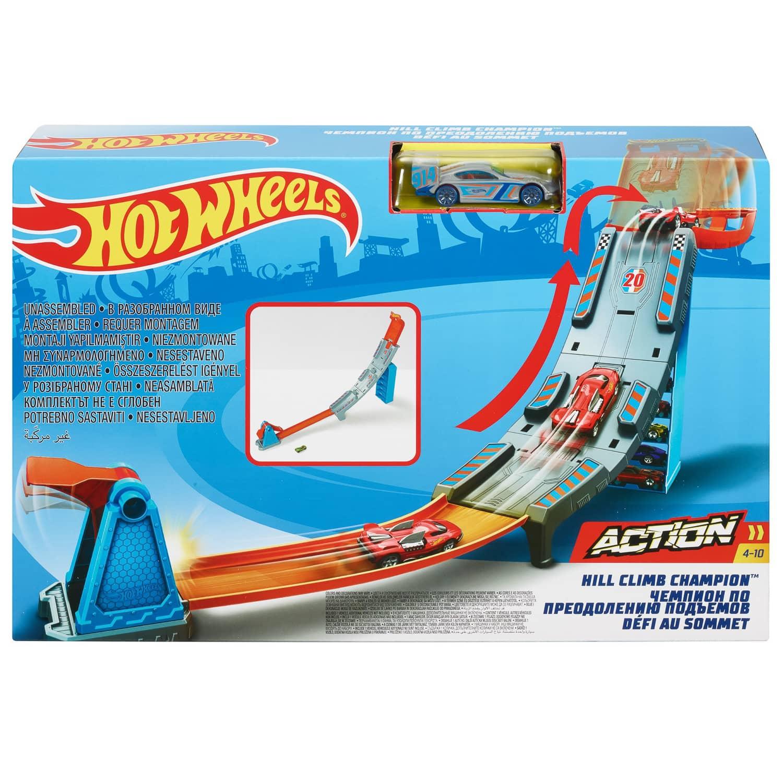 Hot Wheels Hill Climb Champion Playset